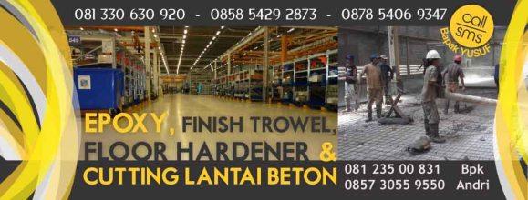 Finish Trowel & Floor Hardener-5A-